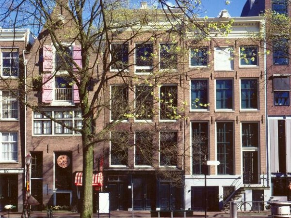 ALL IT Rooms - Nieuws - Anne Frank Stichting