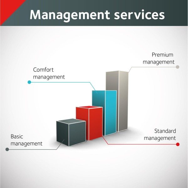 ALL IT Rooms - Management Services