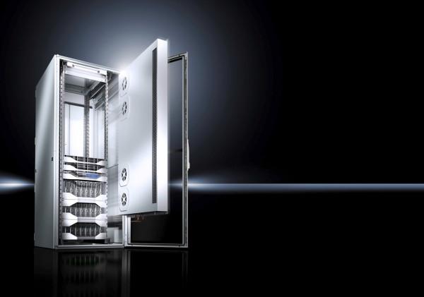 ALL IT Rooms - Nieuws - Rittal presenteert Liquid CooledRack Unit