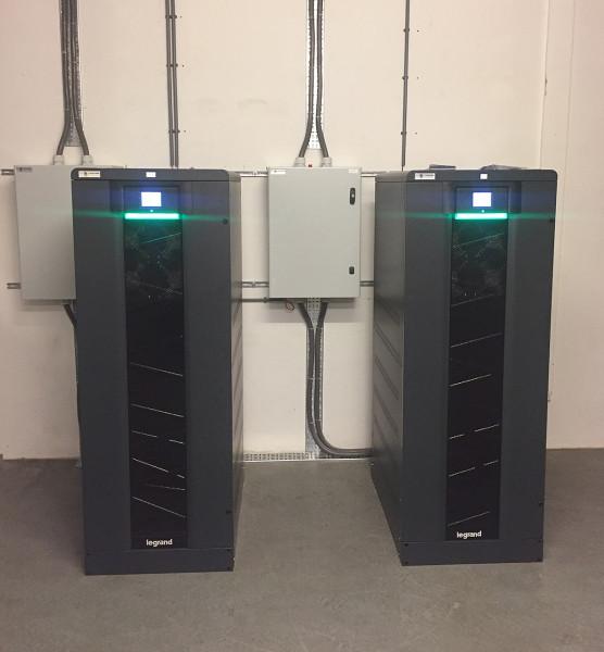 ALL IT Rooms - Nieuws - Upgrade stroomvoorziening serverruimte gemeente Heerlen