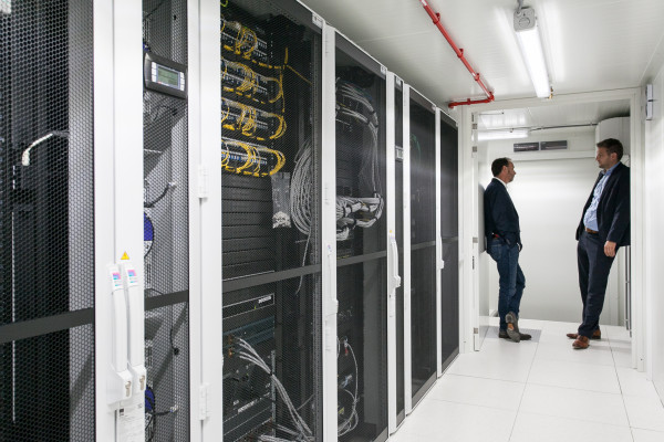 ALL IT Rooms - Nieuws - Friesland Campina